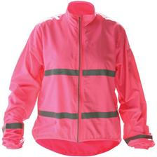 VESTE FEMME RFX CARE OUTDOOR COUPE-VENT REFLECHISSANT - ROSE