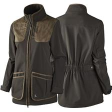 VESTE FEMME SEELAND WINSTER LADY SOFTSHELL - MARRON