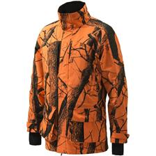 VESTE HOMME BERETTA LIGHT STATIC JACKET - CAMOU ORANGE