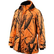 VESTE HOMME BERETTA MAN'S INSULATED STATIC - CAMOU ORANGE