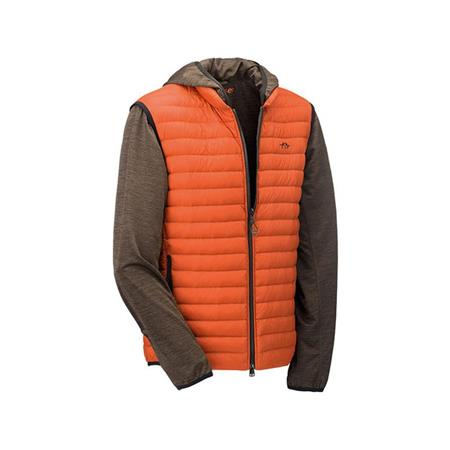 VESTE HOMME BLASER COUPE VENT REVERSIBLE - ORANGE