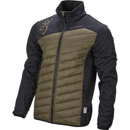 VESTE HOMME BROWNING XPO COLDKILL 2 - DARK GREEN