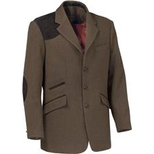 VESTE HOMME CLUB INTERCHASSE SWANN - MARRON