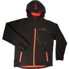 VESTE HOMME FOX BLACK/ORANGE SOFTSHELL JACKET