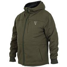Veste Homme Fox Sherpa Hoody - Vert/Argent