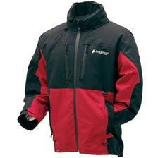 Habillement Frogg Toggs PILOT GUIDE VESTE HOMME ROUGE TAILLE S
