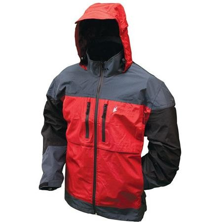 VESTE HOMME FROGG TOGGS TOADZ ANURA - ROUGE