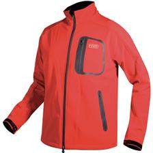VESTE HOMME HART EDITION SOFT SHELL - ROUGE