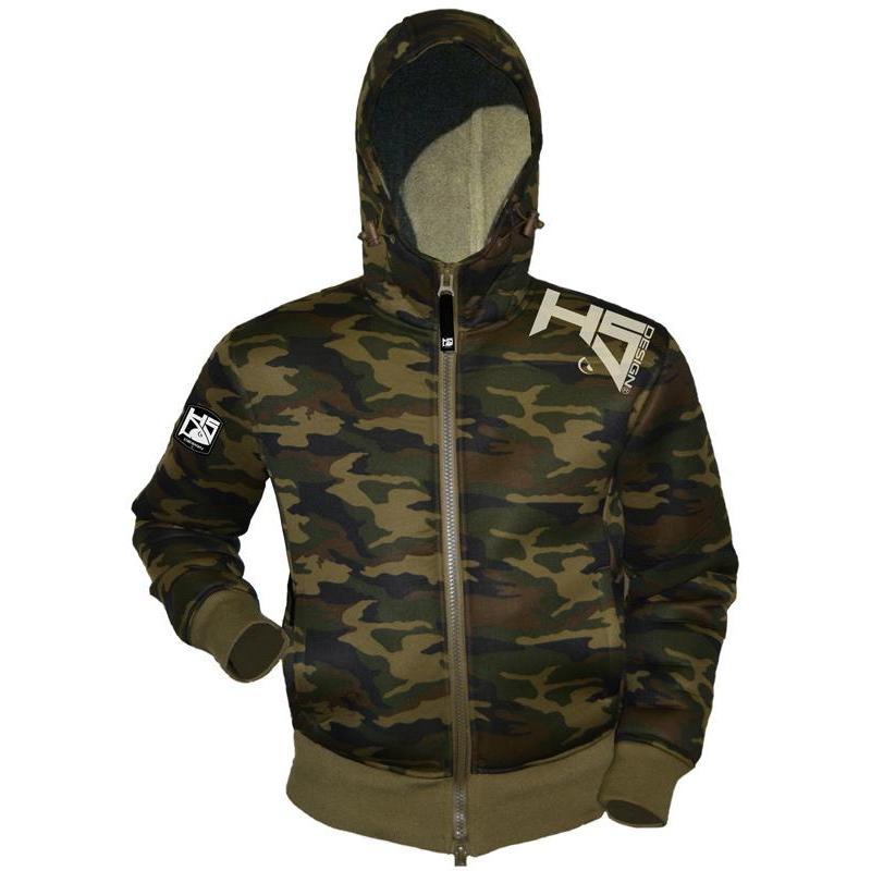 Neoprene Veste Thermic Jacket Hot Spot Design Homme Camou Hs xaZYfaqpw