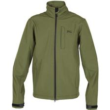 SOFTSHELL VERT TAILLE L