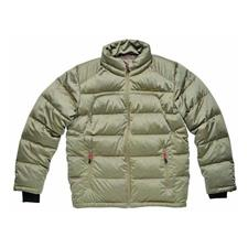 Apparel Megabass DOWN JACKET BEIGE S