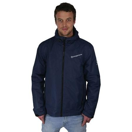VESTE HOMME ORANGE MARINE SEASHORE - BLEU MARINE