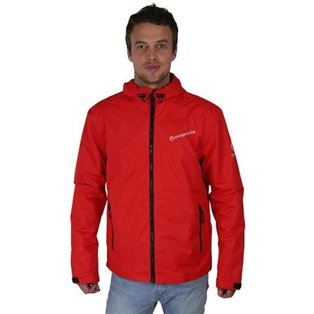 VESTE HOMME ORANGE MARINE SEASHORE - ROUGE