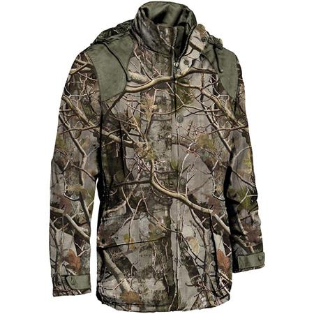 VESTE HOMME PERCUSSION BROCARD - FOREST EVO