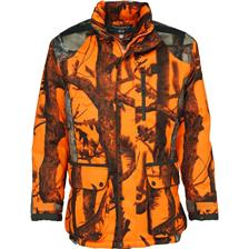 VESTE HOMME PERCUSSION BROCARD - GHOST CAMO BLAZE BLACK