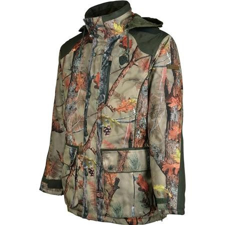 VESTE HOMME PERCUSSION BROCARD SKINTANE OPTIMUM - GHOST CAMO FOREST