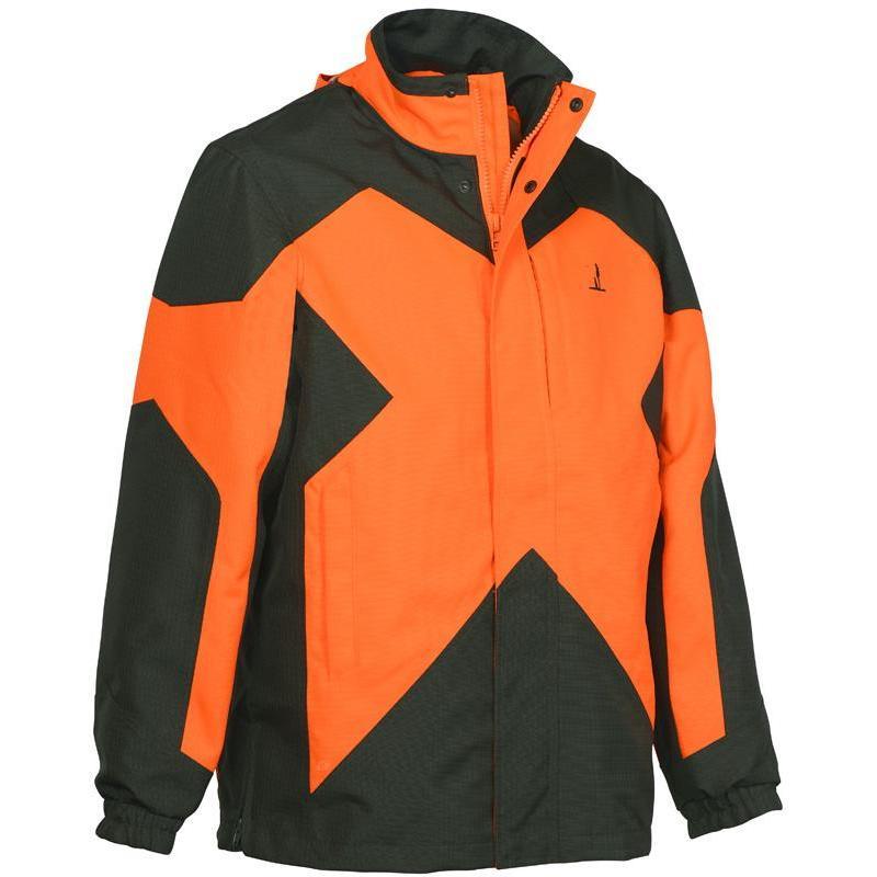 veste homme percussion predator r2 orange. Black Bedroom Furniture Sets. Home Design Ideas