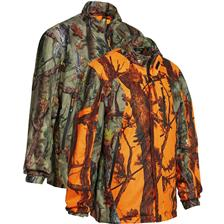 VESTE HOMME PERCUSSION REVERSIBLE - CAMO