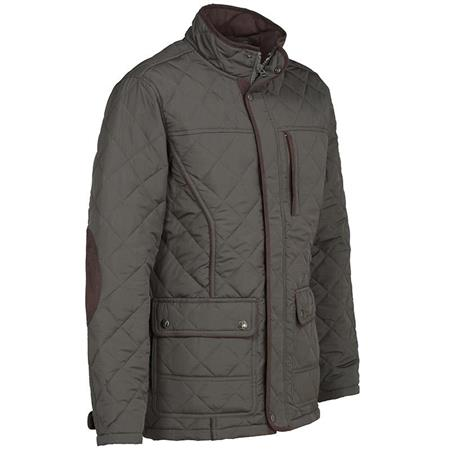 VESTE HOMME PERCUSSION STALION - MARRON