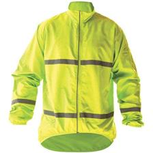 VESTE HOMME RFX CARE OUTDOOR COUPE-VENT REFLECHISSANT - JAUNE