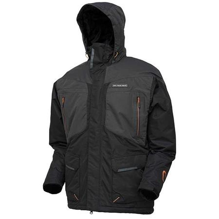 VESTE HOMME SAVAGE GEAR HEATLITE THERMO JACKET - NOIR