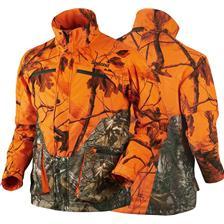 VESTE HOMME SEELAND EXCUR - ORANGE
