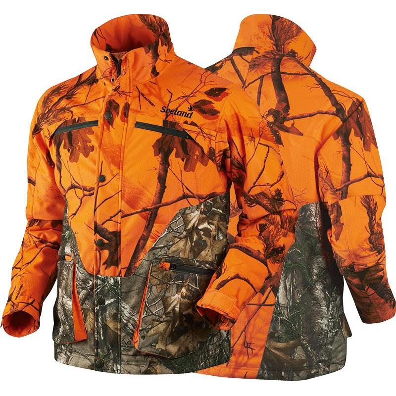 Veste Homme Seeland Orange Veste Excur hCQxrdts