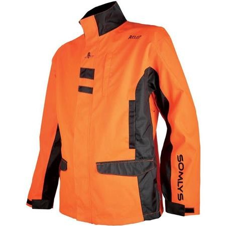 VESTE HOMME SOMLYS 427N RESIST - ORANGE