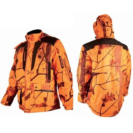VESTE HOMME SOMLYS 471N - CAMOU ORANGE