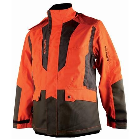 VESTE HOMME SOMLYS INDESTRUCTOR - ORANGE