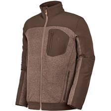 VESTE HOMME STAGUNT SOFTSHELL GADRAT TURKISH COFEE - MARRON