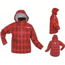 VESTE HOMME VISION - RED - ROUGE