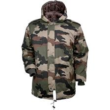 VESTE JUNIOR PERCUSSION DUBON - CAMO