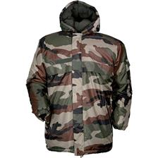VESTE JUNIOR PERCUSSION FOURRE - CAMO