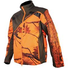 VESTE JUNIOR SOMLYS 518K - CAMOU ORANGE