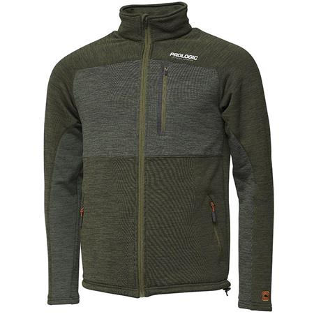 VESTE POLAIRE HOMME PROLOGIC TECH FLEECE - VERT