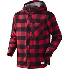 VESTE POLAIRE HOMME SEELAND CANADA - ROUGE