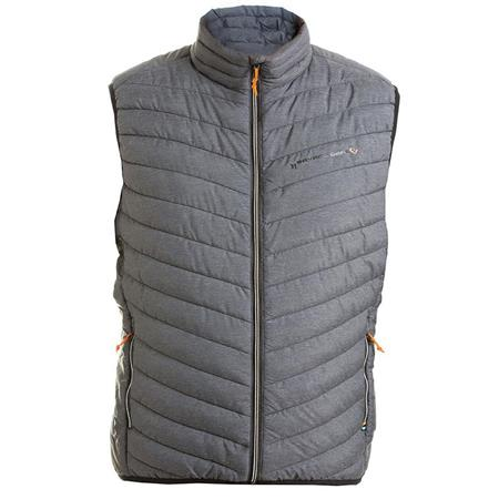 VESTE SANS MANCHES COURTES HOMME SAVAGE GEAR SIMPLY THERMO - GRIS