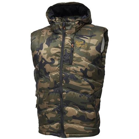 VESTE SANS MANCHES HOMME PROLOGIC BANK BOUND THERMO - CAMO