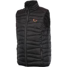 VESTE SANS MANCHES SAVAGE GEAR SIMPLY SAVAGE LITE VEST - NOIR