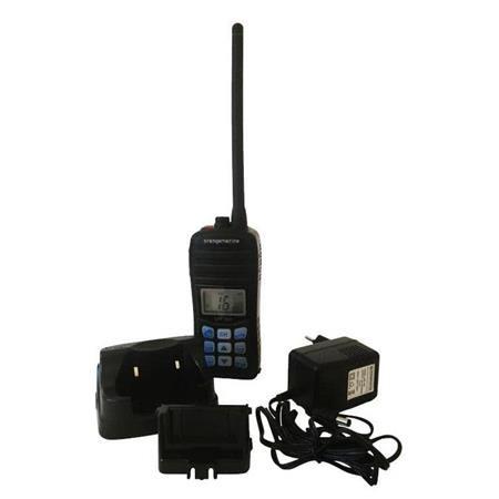 VHF PORTABLE ORANGE MARINE WPF 300 FLOTTANTE