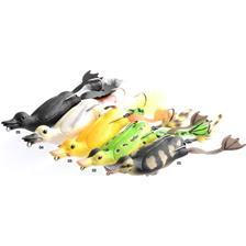 VINILO MONTADO SAVAGE GEAR THE FRUCK! - 3D HOLLOW DUCKLING - 10CM