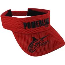VISOR POWERLINE - RED