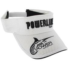 VISOR POWERLINE - WHITE