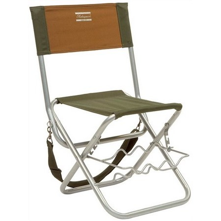 VOUWSTOEL SHAKESPEARE FOLDING CHAIR WITH ROD REST
