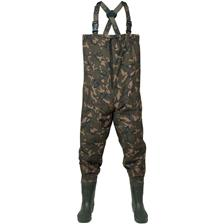 WADERS FOX CHUNK CAMO LIGHTWEIGHT WADERS