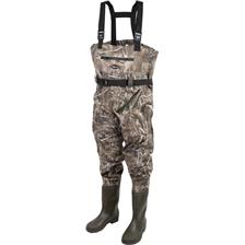 WADERS NEOPRENE PROLOGIC MAX5 NYLO-STRETCH CHEST W/CLEATED SOLE