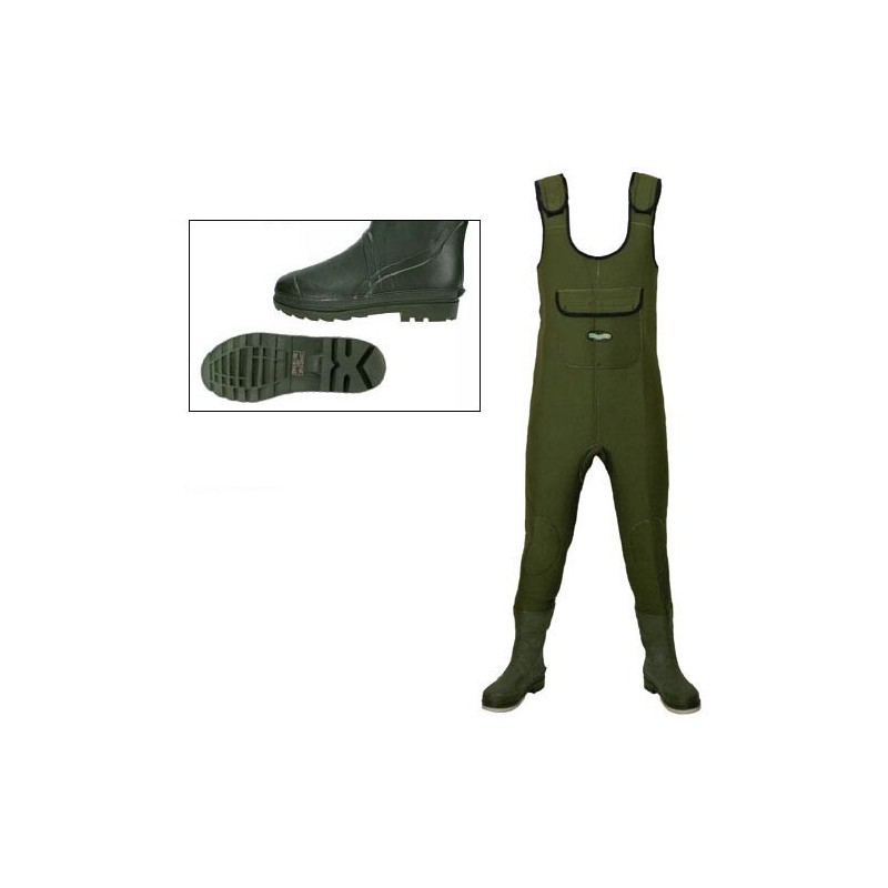 WADERS NEOPRENE RAGOT 4MM