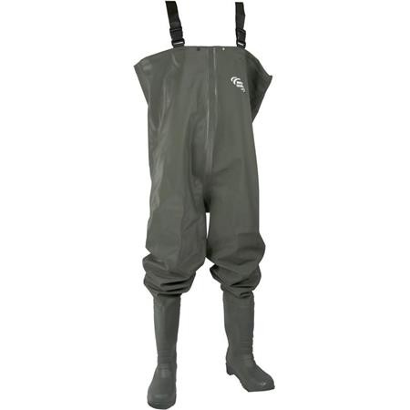 WADERS PU WATER QUEEN + BOTTES PVC