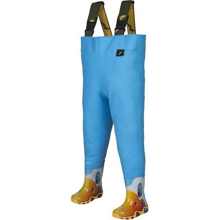 WADERS PVC JUNIOR GOOD YEAR KIDSPLAY DUCK
